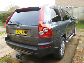 2005 VOLVO XC90 T6 EXECUTIVE AWD S-A GREY image 2