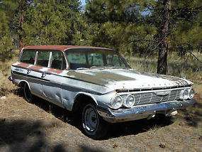 Rare 1961 Chevy Nomad Wagon