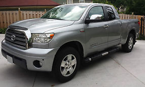 2007 Toyota Tundra Limited Double Cab 5.7L V8 4WD TRD Performance Pkg 4 Dr