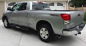 2007 Toyota Tundra Limited Double Cab 5.7L V8 4WD TRD Performance Pkg 4 Dr image 6