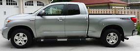 2007 Toyota Tundra Limited Double Cab 5.7L V8 4WD TRD Performance Pkg 4 Dr image 7