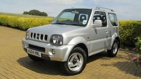 Suzuki Jimny 1.3 Mode 3dr 4X4 46,500 Miles *Immaculate - Full Service History*