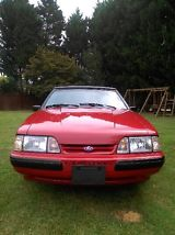 Ford: MUSTANG LX image 3
