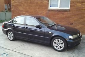 BMW 3 18i Executive (2002) 4D Sedan Automatic (2L - Multi Point F/INJ) 5 Seats image 5
