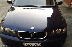 BMW 3 18i Executive (2002) 4D Sedan Automatic (2L - Multi Point F/INJ) 5 Seats image 6