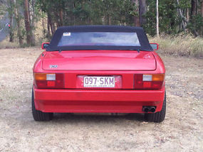 FOR SALE RED TVR 350i FIRST REGISTERED JANUARY 1989 image 3