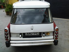 1964 Citroen Safari . image 3