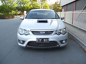 FORD FPV BA GT-P FALCON SUIT BF FAIRMONT XR6 XR6T XR8 TURBO F6 TYPHOON V8 BOSS image 4