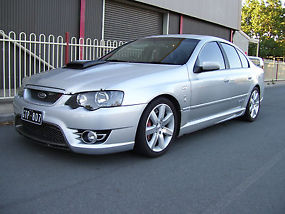 FORD FPV BA GT-P FALCON SUIT BF FAIRMONT XR6 XR6T XR8 TURBO F6 TYPHOON V8 BOSS image 7