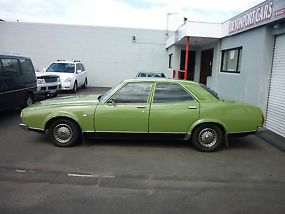 Leyland P76 Executive (1974) 4D Sedan Automatic (4.4L - Carb) Seats image 2