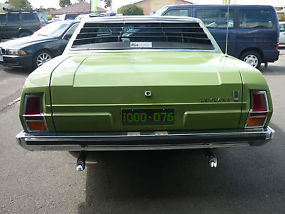 Leyland P76 Executive (1974) 4D Sedan Automatic (4.4L - Carb) Seats image 3