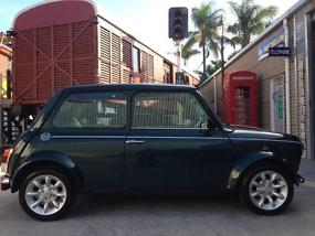 1999 Rover Mini British Racing Green Limited Edition Sports Pack  image 1