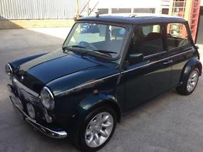 1999 Rover Mini British Racing Green Limited Edition Sports Pack  image 3