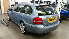 ONE LADY OWNER 37,000 MILES | X-TYPE 2.5 V6 AWD LIMITED EDITION XS ESTATE MODEL