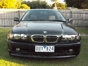 BMW 325 CI 2003 2 DOOR SPORTS COUPE 5 SP Automatic REGO + RWC 143,000 kms