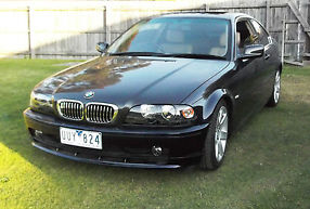 BMW 325 CI 2003 2 DOOR SPORTS COUPE 5 SP Automatic REGO + RWC 143,000 kms image 1