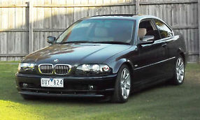 BMW 325 CI 2003 2 DOOR SPORTS COUPE 5 SP Automatic REGO + RWC 143,000 kms image 2
