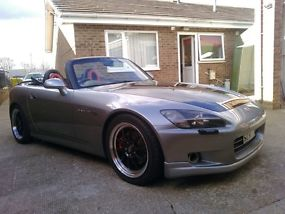 S2000 SILVERSTONE SILVER, LOW MILEAGE, LOVELY CONDITION