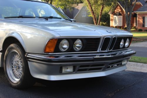 1979 Bmw 6-Series 635 Csi image 4