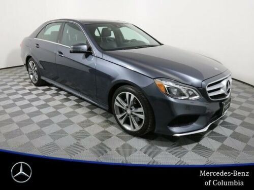 2016  E-Class E 350 33391 Miles Selenite Gray Metallic 4D Sedan 3.5