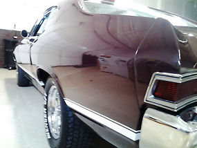 1968 Chevelle SS396, 4 Speed, Power Disc Brakes, 12 Bolt, Buckets Seats, Clean ! image 7