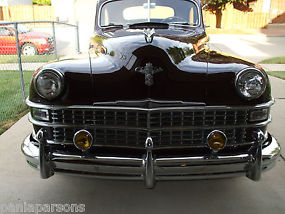 CHRYSLER NEW YORKER 1948 CLUB COUPE RARE &UNRESTORED SUPERB ORIGINAL CONDITION image 5