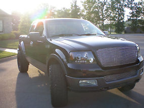 2004 Ford F-150 FX4 Extended Cab Pickup 4-Door 5.4L image 1
