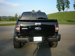 2004 Ford F-150 FX4 Extended Cab Pickup 4-Door 5.4L image 4