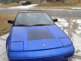 Mr2 4age AW11 5-speed Blue Sunroof image 2