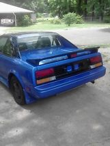 Mr2 4age AW11 5-speed Blue Sunroof image 5