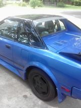 Mr2 4age AW11 5-speed Blue Sunroof image 6