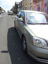 2005 TOYOTA AVENSIS T4 D-4D SILVER image 2