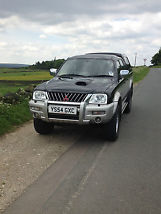MITSUBISHI L200 IN VERY GOOD CONDITION image 3
