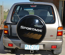 Kia Sportage SE (4x4) (1999) 4D Wagon 5 SP Manual 4x4 (2L - Multi Point F/INJ) image 8