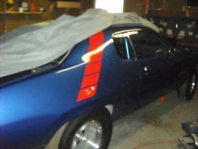 74 roadrunner 426 twin carbs 456 dana image 3