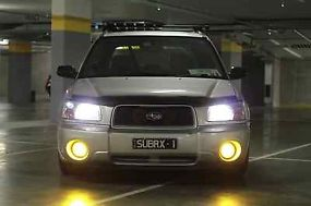 Subaru Forester XS Luxury (2003) 4D Wagon 5 SP Manual (2.5L - Multi Point... image 1