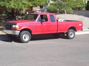 Ford F250 4x4 Long Bed Extended Cab image 1