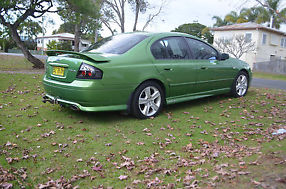 ford falcon 2004 xr6 image 4