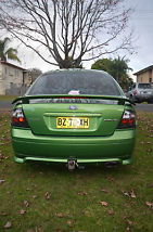 ford falcon 2004 xr6 image 5
