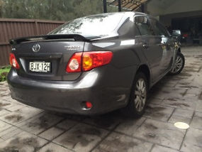 2009 Toyota Corolla Conquest ZRE152R MY09 Sedan - 11 months rego image 1