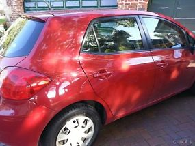 2008 Toyota Corolla Hatchback Manual Wildfire Red - New tyres + battery image 1