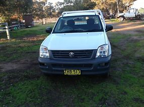 Holden Rodeo 2005 DX