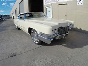 1969 CADILLAC CONVERTIBLE Reduced reduced reduced  image 1