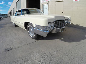 1969 CADILLAC CONVERTIBLE Reduced reduced reduced  image 5