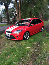 Ford Focus XR5 LV Mk II XR5 Turbo Hatchback 5dr Man 6sp 2.5T image 1