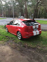 Ford Focus XR5 LV Mk II XR5 Turbo Hatchback 5dr Man 6sp 2.5T image 2