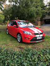 Ford Focus XR5 LV Mk II XR5 Turbo Hatchback 5dr Man 6sp 2.5T image 3