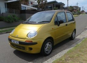 REBUILT  Matiz NEW ENGINE LONG REGO