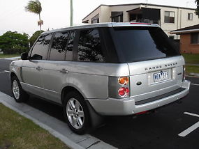 RANGE ROVER VOGUE 2003 top of the rangenot BMW X5 / Mercedes ML  image 3