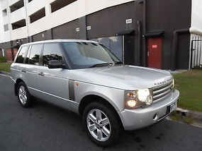 RANGE ROVER VOGUE 2003 top of the rangenot BMW X5 / Mercedes ML  image 5
